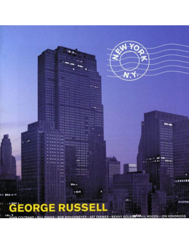 Russell George - New York, Ny
