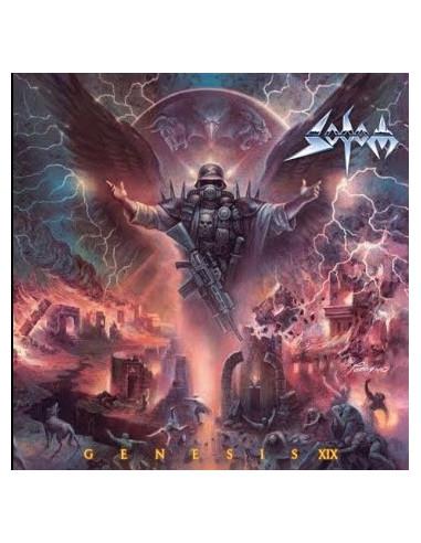Sodom - Genesis Xix - 0886922435812