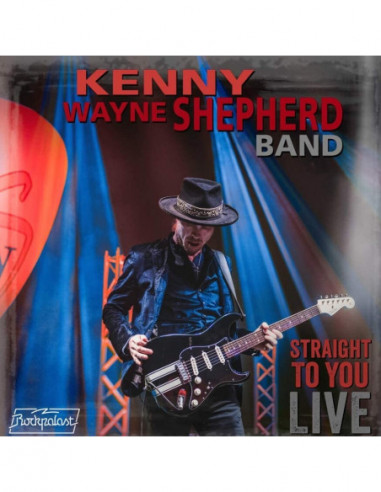 Shepherd, Kenny Wayn - Straight To...