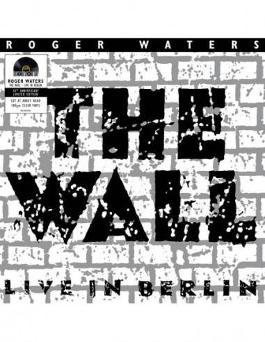 Waters Roger - The Wall Live (Vinyl...
