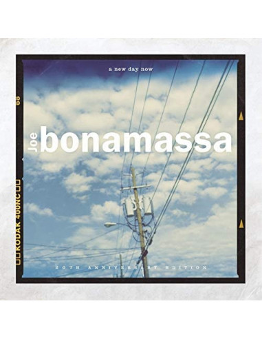 Bonamassa Joe - A New Day Now (20Th...