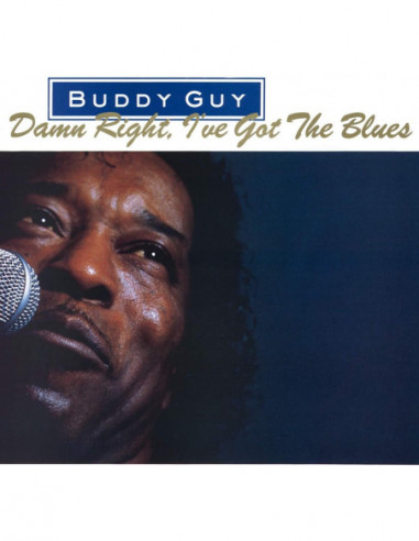 Guy Buddy - Damn Right I'Ve Got The...