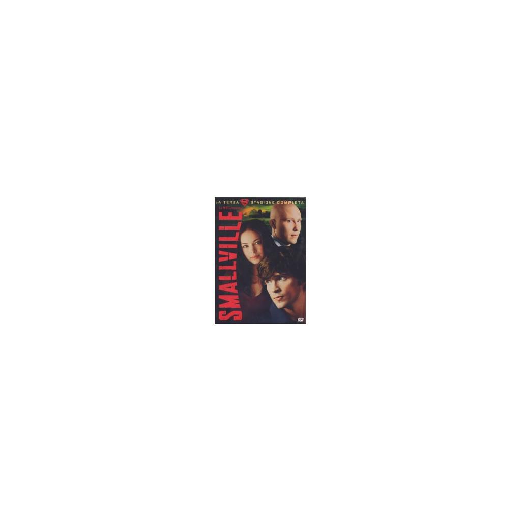 Smallville (6 dvd) - Anno 3
