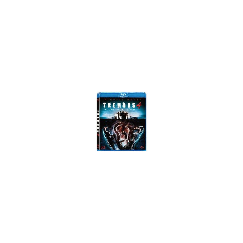 Tremors 4 (Blu Ray)