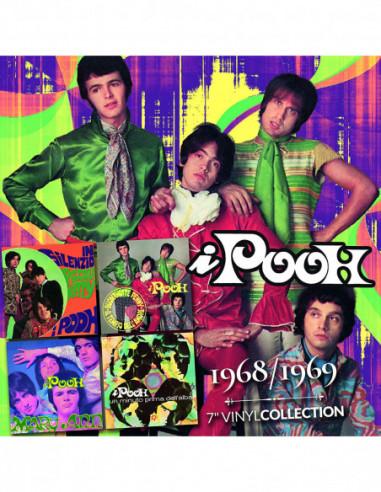 "Pooh - 1968 1969 (7"" Vinyl Collection..."