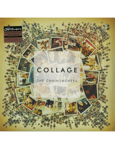 Chainsmokers The - Collage (Ep)
