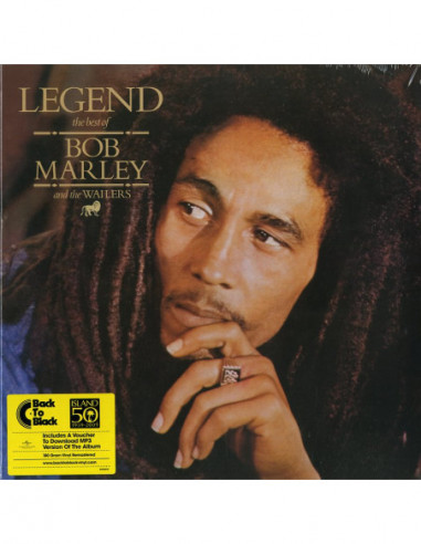 Marley Bob - Legend The Best Of