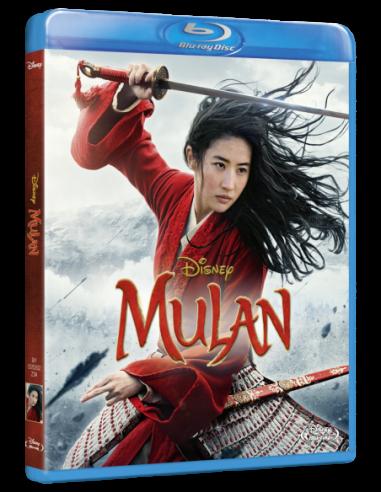 Mulan (Live Action) (Blu-Ray)