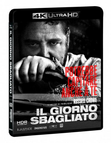 Il Giorno Sbagliato (Blu-Ray...