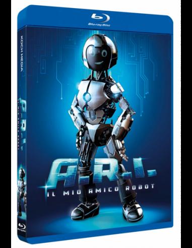 A.R.I. - Il Mio Amico Robot (Blu-Ray)