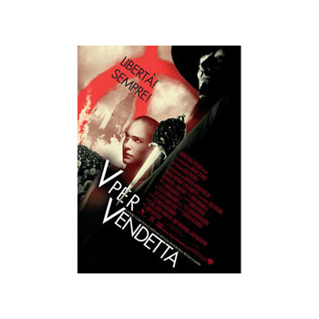 V Per Vendetta (1 dvd)