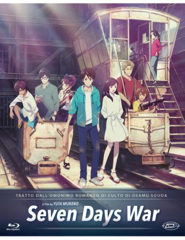 Seven Days War (First Press) (Blu-Ray)