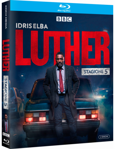 Luther - Stagione 05 (2 Blu-Ray)