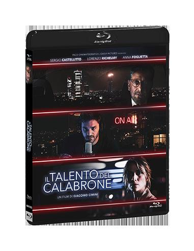 Talento Del Calabrone (Il) (Blu-Ray)