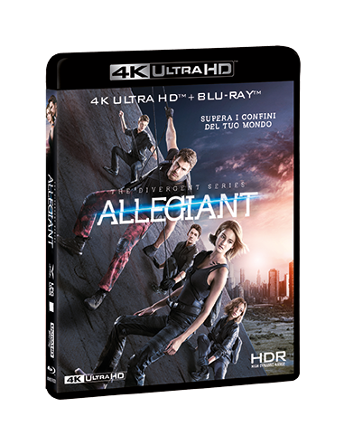 Allegiant - The Divergent Series...