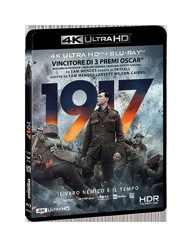 1917 (Blu-Ray 4K+Blu-Ray Hd)