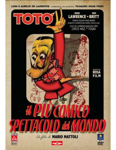 Toto' 3D - Il Piu' Comico Spettacolo...
