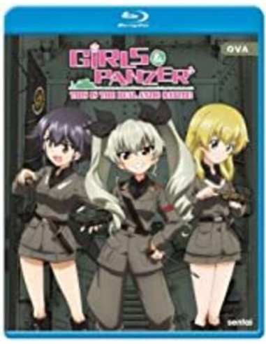 Girls Und Panzer: This Is The Real...