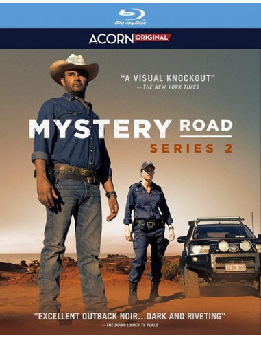 Mystery Road: Series 2Bach (Blu-Ray)