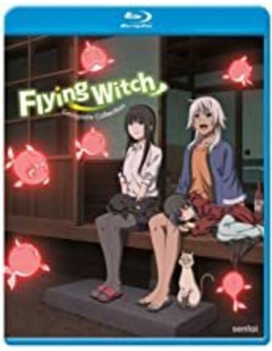 Flying WitchBach (Blu-Ray)