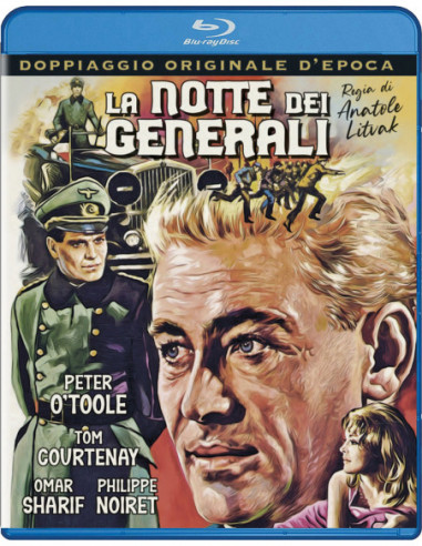 Notte Dei Generali (La) (Blu-Ray)