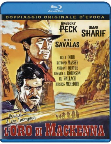 Oro Di Mackenna (L') (Blu-Ray)