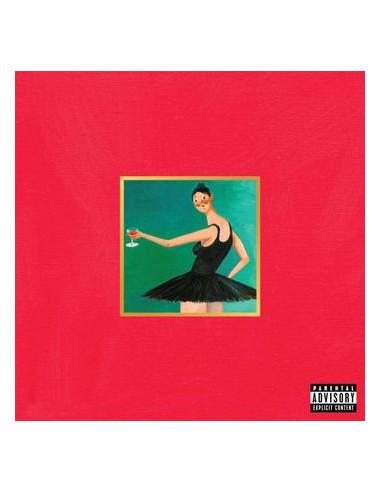West Kanye - My Beautiful Dark...