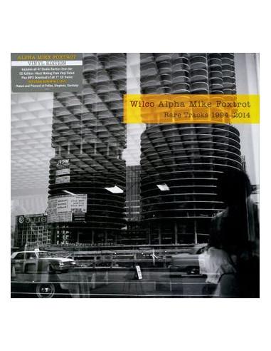 Wilco - Alpha Mike Foxtrot Rare...