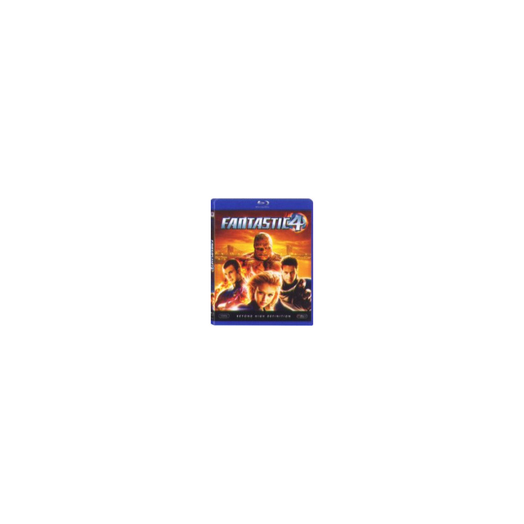 I Fantastici 4 (Blu Ray)