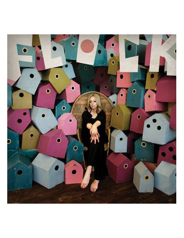 Weaver, Jane - Flock (Light Rose Vinyl)