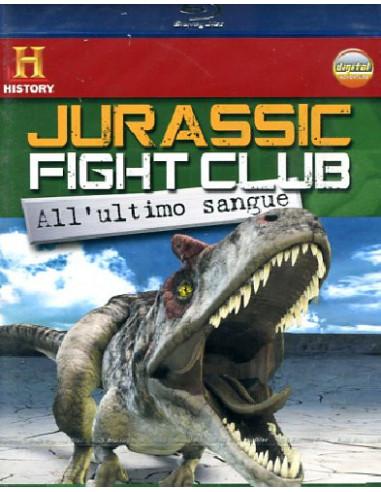 Jurassic Fight Club - Serie (5 Blu-Ray)