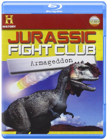 Jurassic Fight Club - Armageddon...