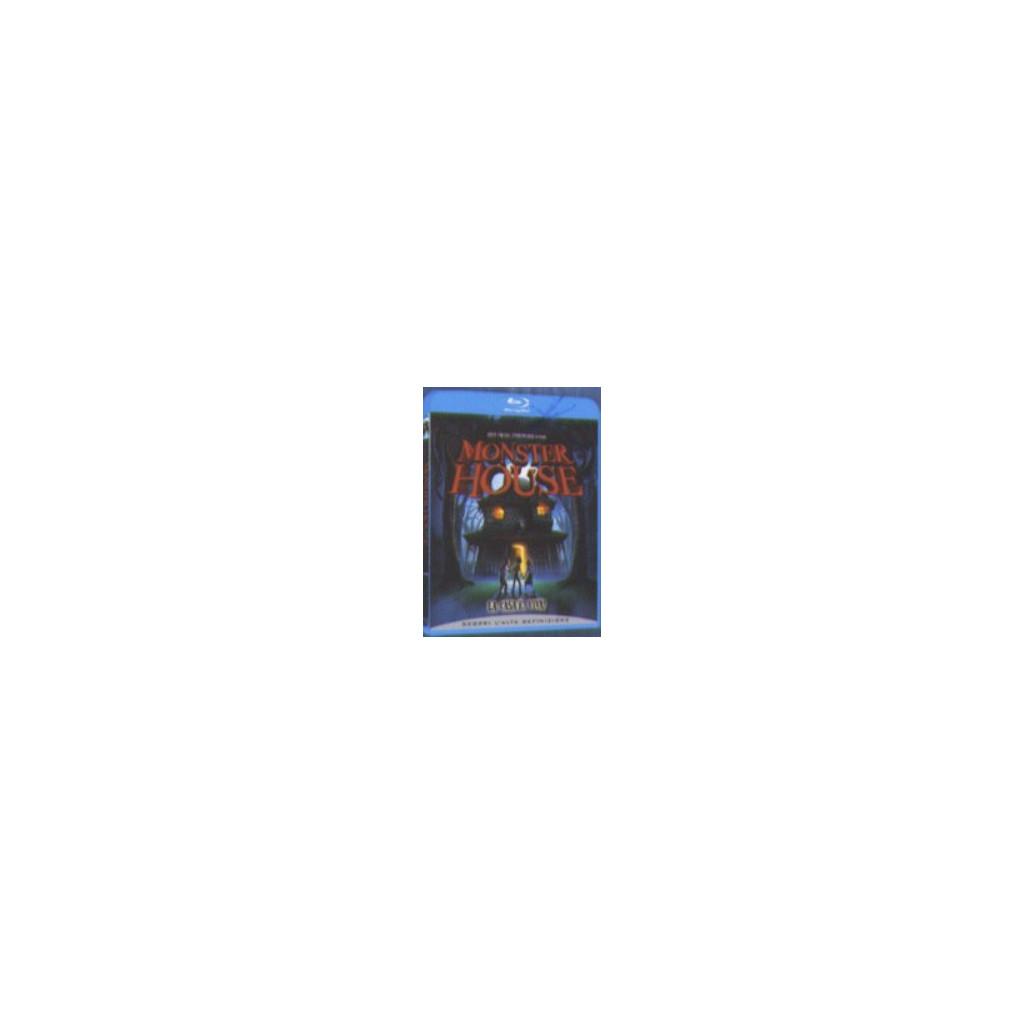 Monster House (Blu Ray)