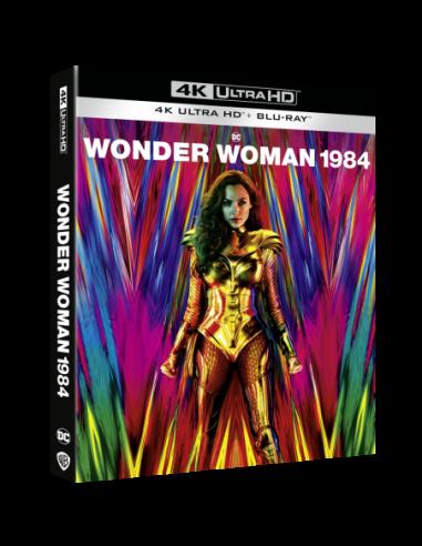Wonder Woman 1984 (4K Ultra Hd + Blu...