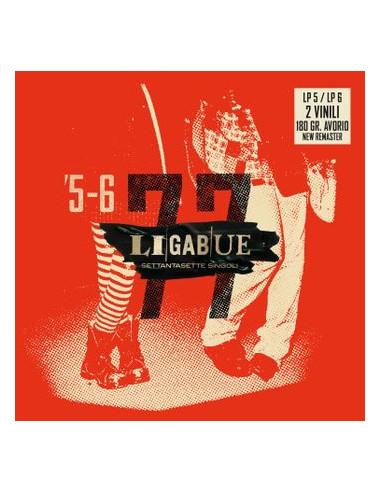 Ligabue - 77 Singoli (Lp 5 + Lp 6)...
