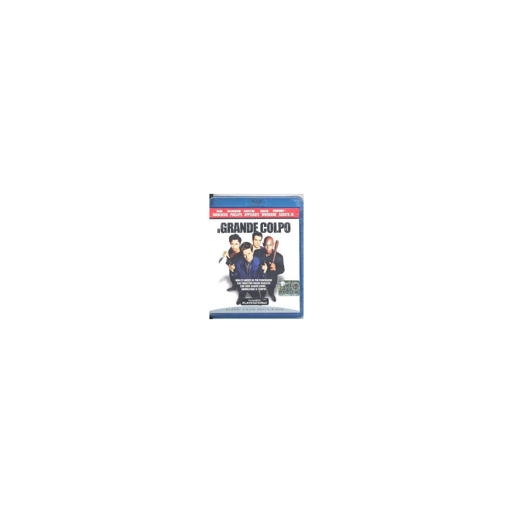 Il Grande Colpo (Blu Ray)