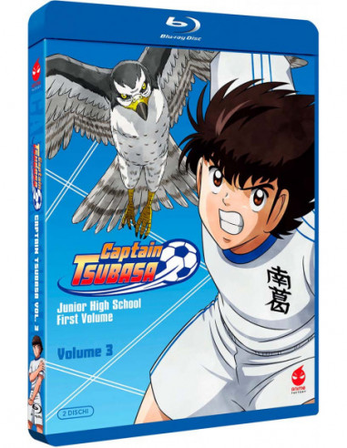 Captain Tsubasa -03 (2 Blu-Ray)