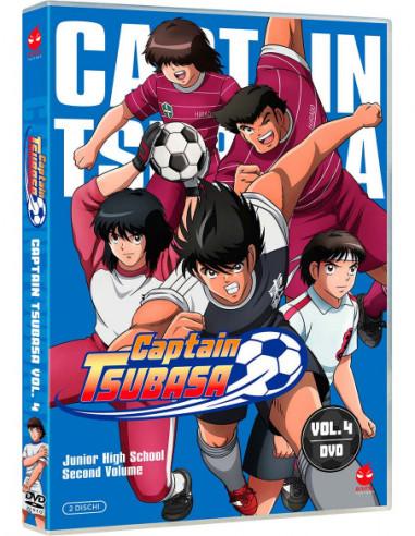 Captain Tsubasa -04 (2 Dvd)