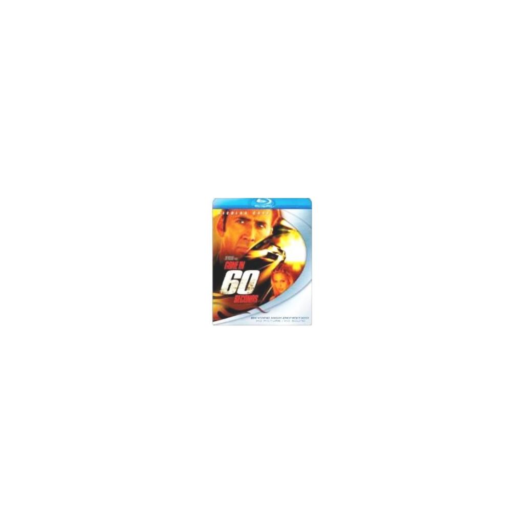 Fuori in 60 Secondi (Blu Ray)