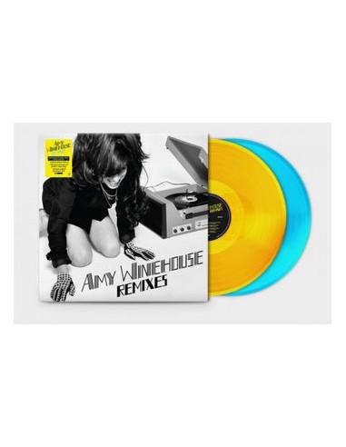 Winehouse Amy - Remixes (Vinyl Color)...