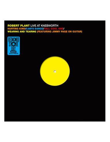 Plant Robert - Knebworth 1990 (12p)...