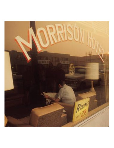 The Doors - Morrison Hotel Sessions...
