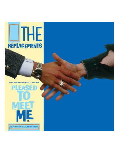 The Replacements - The Pleasure'S All...