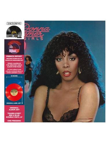 Summer Donna - Bad Girls (Vinyl Blue...