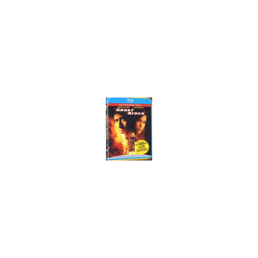 Ghost Rider Extended Cut (Blu Ray)