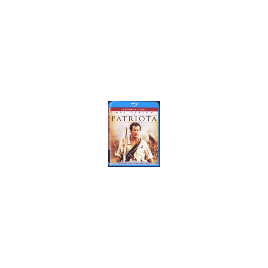 Il Patriota - Extended Cut (Blu Ray)