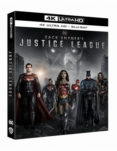 Zack Snyder'S Justice League (Blu-Ray...