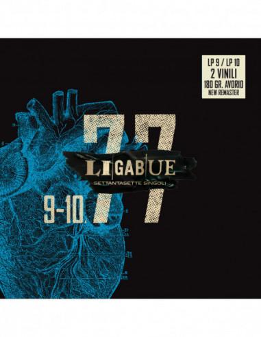 Ligabue - 77 Singoli / Lp 9-Lp 10
