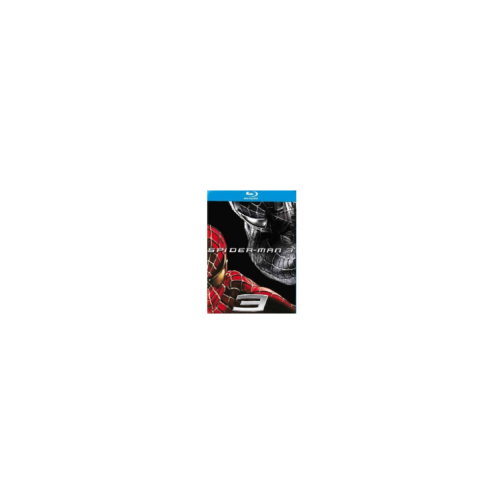 Spider-Man 3 (Blu Ray)