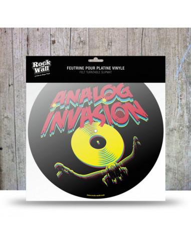 Rock On Wall Analog Invasion -...